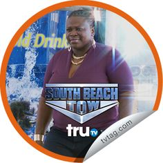 14 Best South Beach Tow Images South Beach Tv Series Reality Tv