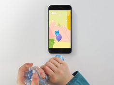 Game For Mobile And Plastic Bottle | Bored Panda