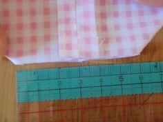 絶対にずれないマチの縫い方 | sakusaku sewing ~横浜・磯子の初心者向け洋裁教室 Drawing Tips, Easy Drawings, Sewing, Handmade, Index Cards, Japanese Language, Dressmaking, Hand Made, Couture
