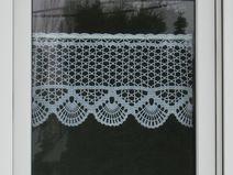 Bildergebnis für bistro gardinen häkeln vorlagen kostenlos
