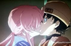 The Future Diary, Yuki and Yuno