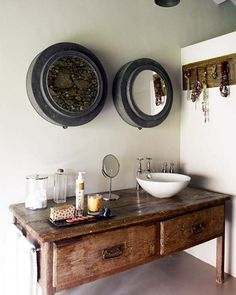 Pleasant 1000 Images About Repurposed Bathroom Vanity On Pinterest Home Interior And Landscaping Analalmasignezvosmurscom