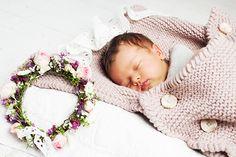 Süße Neugeborenen Fotos   Friedasbaby.de