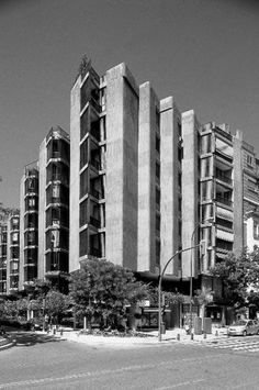 edificio girasol  J.A. Coderch