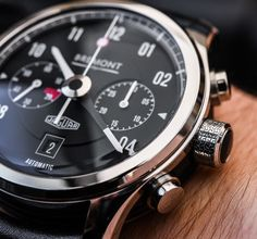 "Bremont Watches Watch Company: Time To Take A Closer Look? - by James Lamdin - have a fresh look at the UK brand: http://www.ablogtowatch.com/bremont-watch-company-closer-look/ ""The biggest take away from my deep-dive into the goings-on at Bremont isn't what Bremont has achieved technologically, but rather their commitment to bringing real mechanical watchmaking back to the UK. No other contemporary watch brand at their level is doing this in England, or arguably, anywhere else..."""
