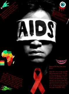 HIV/AIDS Education is important for spreading awareness about the disease. With the availability of right information AIDS/HIV can be stopped from spreading. Hiv Aids, Aids Virus, Saunas, Rash On Face, People With Hiv, Crime, Aids Awareness, World Aids Day, Pastor