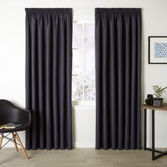 Cove Bark - Readymade Thermal Pencil Pleat Curtain - Curtain Studio buy curtains online