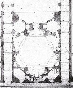 s. ivo della sapienza, rome (1642-1650)francesco borromini