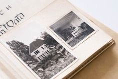 Altbau in Düsseldorf Unterbach Polaroid Film, Hip Roof, Old Photos, Architecture, House, Photo Illustration