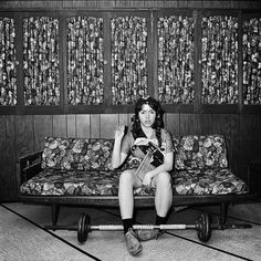 """Meryl Meisler's tome of photography from the 70s titled, """"Purgatory & Paradise SASSY '70s: Suburbia & The City"""" is an exceptional collection of disco era images."""
