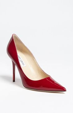 8f23d76d92da9 Jimmy Choo  Abel  Patent Leather Pump available at  Nordstrom Shoes Heels  Boots