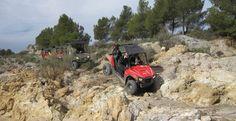 Rutas en 4×4 y buggy por el Levante de Almería y los escenarios de Indiana Jones