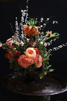 Floral Arrangement | Dutch Masters at Little Flower School