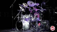 akira jimbo drum solo - YouTube