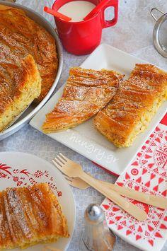 Γιαννιώτικη Γαλατόπιτα Greek Sweets, Greek Desserts, Greek Recipes, Greek Pita, Kitchen Stories, Sweets Cake, Deserts, Dessert Recipes, Milk