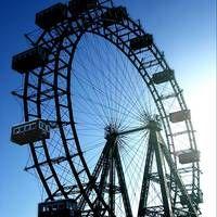 Wiener Riesenrad! Visit Austria, Vienna Austria, Central Europe, Alps, Ferris Wheel, Stuff To Do, Fair Grounds, Vacation, Travel