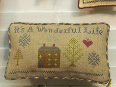 The Sampler Girl's Blog: *needlework nirvana* at 3 Sisters Needlework in Knoxville, Tennessee!