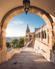 Like a medieval fairytale    The present day lovely lookout towers / decorative fortification of Fishermans Bastion were built in the 19th century to serve as a lookout tower for the best panoramic views in Budapest. Hungary  @sukrits_25  #travel #blogger #beautifuldestinations #vacation #inspiration #traveltheworld #tourist #ideas #travelideas #bestplace #bestview  #wonderful_places  #worldwonder #traveltips #tips #beautifullocation #hungary #medieval #europe #europetravels Lookout Tower, Fortification, Budapest Hungary, Present Day, Towers, Wonderful Places, Barcelona Cathedral, Fairytale, 19th Century