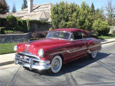 1953 Pontiac | 1953 PONTIAC CHIEFTAIN 2 DOOR CONVERTIBLE