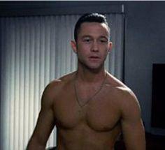 Joseph Gordon-Levitt shirtless