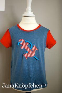 janaknoepfchen t-shirt upcycling jungs