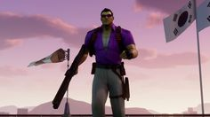 Agents of Mayhem Trailer (From the Makers of Saints Row)
