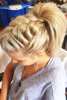 We have created a photo gallery featuring cute hairstyles for medium hair that you can create in little time – 5 minutes or less. Ideal for busy ladies! *** Find out more at the image link.