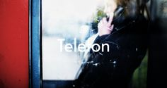 Font, Grotesque, Telefon, by Monokrom