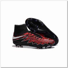 newest collection cc55a fba00 Hypervenom Phantom II FG Lewandowski Red Black Football Boots, Adidas  Football, Nike Soccer,