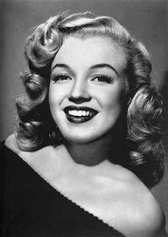 Marilyn Monroe {early 1950's/wikipedia}