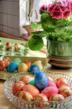 Easter is one of the most important holidays in the Christian calendar, and its celebrates Christs resurrection. Families gather at the table... karenpaolini