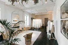 New York Bridal Boutiques / Laure de Sagazan's New Atelier...