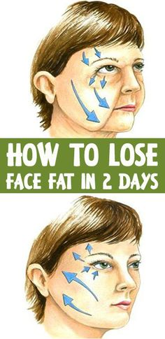 to Lose Face Fat in 2 days Proven Exercises and Home remedies Want to know how to lose fat face in two days? Try out these Proven exercises and home remedies.Want to know how to lose fat face in two days? Try out these Proven exercises and home remedies. Visage Plus Mince, Reduce Face Fat, Lose Fat In Face, How To Lose Fat, Reduce Double Chin, Double Menton, Natural Face Lift, Natural Beauty, Muscle Stretches