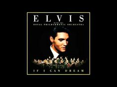 Elvis Presley - Bridge Over Troubled Water | With The Royal Philharmonic...
