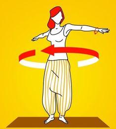 Týchto 5 tibetských cvičení vám konečne pomôže vypracovať postavu vašich snov. Stačí cvičiť len 10 minút denne! | Báječné Ženy