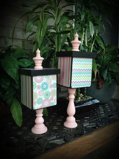Personalized Boxes by Blocks From The Heart