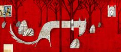 Little Red Riding Hood and Other Wolfish Things: Julio Antonio Blasco I