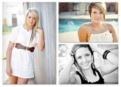 Style Boards for Senior Photography