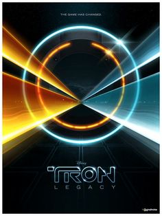 Fan Poster Art, Tron, by James White of Signalnoise. James White, Fan Poster, Movie Poster Art, Tron Art, Blur, Tron Uprising, Tron Legacy, Pop Culture References, Cinema