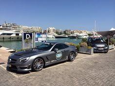 BRABUS at the Ibiza Mediterranean Grand Prix