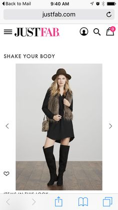I have a vest like this...just need the dress!