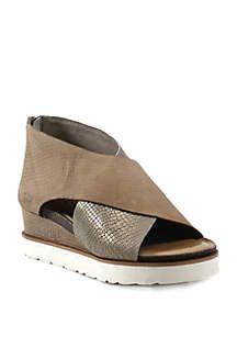8c86f81f63 Diba True® Cross Band White Bottom Sandal | Bags, Shoes, and ...