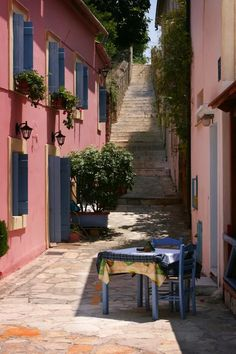 Macedonian Architecture: and the rest of Greece - Lefkada Island