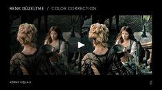 """Fotoğraf Rötuş & Renk Düzeltme / Retouch & Color Correction 2 Adobe Photoshop® programı ile rötuş ve renk düzeltme işlemi. - http://koraykislali.com/ Görsel: """"Into the Woods"""" adlı filmden bir karedir. Müzik: """"Tighs Factor"""", Illocanblo. (Fotoğraf renk düzeltme, renk düzeltme, renk düzeltmesi, fotoğraf rötuş, fotoğraf renk düzeltmesi, fotoğraf rötuşlama, fotoğraf rengini düzeltme, fotoğraf renk rötuş, fotoğraf renk, color correction, renk düzenleme, fotoğraf renk rötuşu, fotoğraf rötuşu.)"""