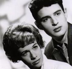 Gerry Goffin and Carole King...one of the '60s greatest songwriting teams!