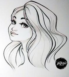 INKtober #22 by dennia.deviantart.com on @DeviantArt