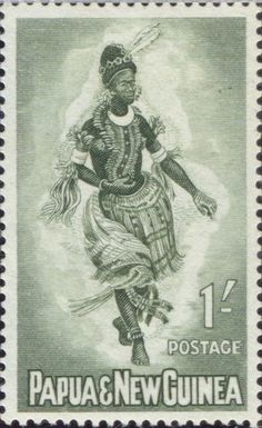 Papua and New Guinea - Traditional dance