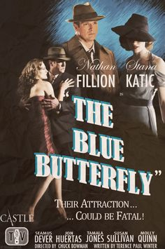 The Blue Butterfly. Definitely my  favourite episode of Castle omg