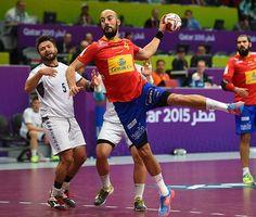 El trámite con Chile lleva a los Hispanos a Octavos de Final del Mundial de Balonmano