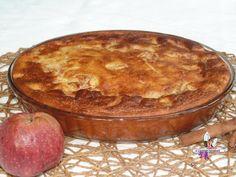 Moelleux léger aux pommes et fromage blanc
